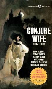 Conjure Wife 1973 Award PB