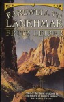 Farewell to lankhmar 2000 Gollancz paperback