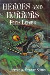 Heroes and Horrors - Whispers Press HB