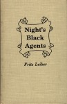 Nights Black Agents Aonian Press HB