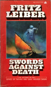 Swords Against  Death 1974 Ace PB
