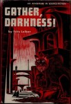 Gather Darkness 1950 Pellegrini and Cudahy HB