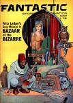 Bazaar of the Bizarre - Fantastic Aug 1963 Vernon Kramer