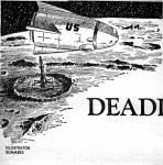 Deadly Moon - Fantastic, Nov 1960 Leo Summers