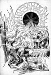 The Lords of Quarmall - Fantastic Feb 1964 Ed Emsh