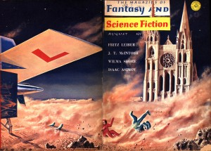 When the Change Winds Blow - F&SF Aug 1964